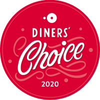 OpenTable Diners' Choice award